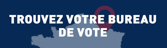Cliquez sur l'image pour accéder à la recherche de votre bureau de vote sur le site officiel de la primaire